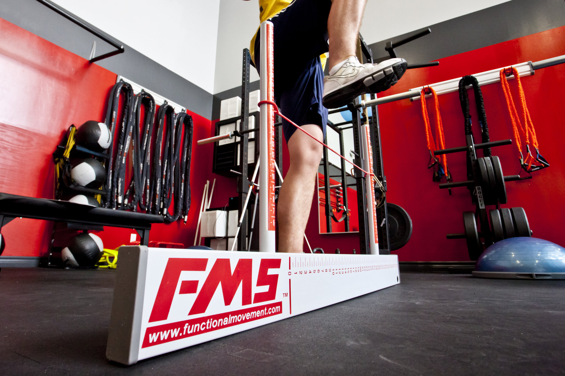 Is The Fms Useful In A High Performance Sports Environment